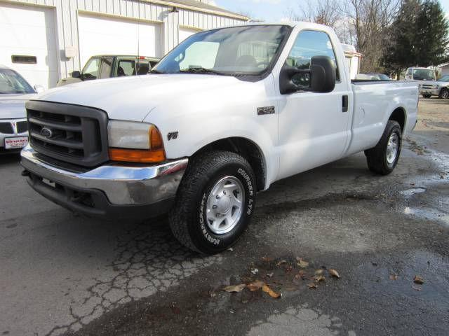 2000 ford f250 xl for sale in byesville ohio classified. Black Bedroom Furniture Sets. Home Design Ideas