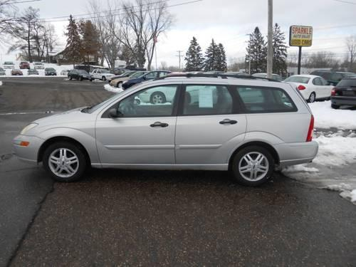 2000 ford focus wagon for sale in saint paul minnesota classified. Black Bedroom Furniture Sets. Home Design Ideas