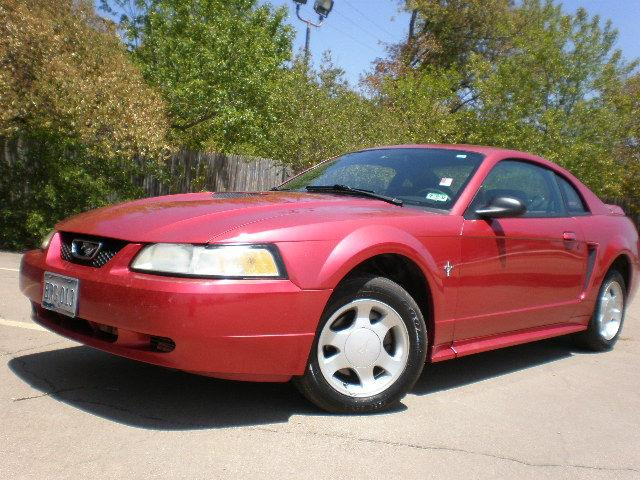 2000 ford mustang for sale in fort worth texas classified. Black Bedroom Furniture Sets. Home Design Ideas