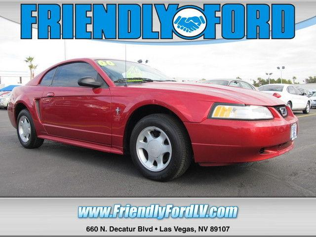 2000 ford mustang base for sale in las vegas nevada classified. Black Bedroom Furniture Sets. Home Design Ideas