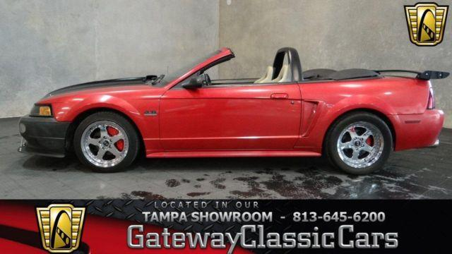 2000 ford mustang gt convertible 261tpa for sale in. Black Bedroom Furniture Sets. Home Design Ideas