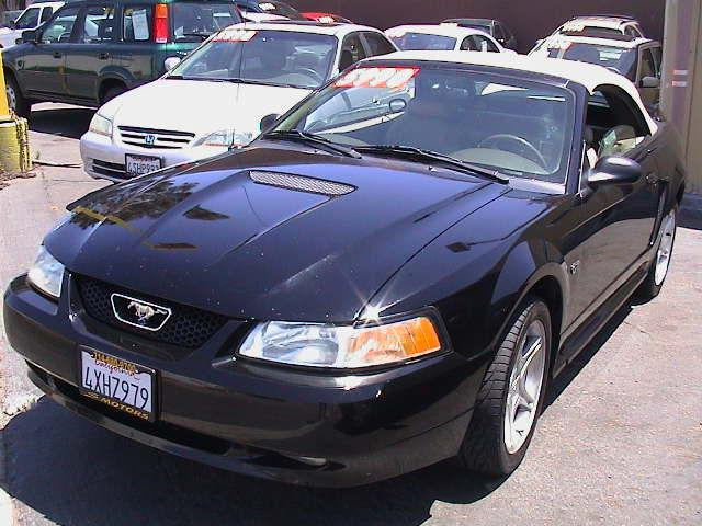 2000 ford mustang gt for sale in san diego california. Black Bedroom Furniture Sets. Home Design Ideas