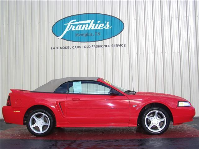 2000 ford mustang gt for sale in memphis tennessee. Black Bedroom Furniture Sets. Home Design Ideas