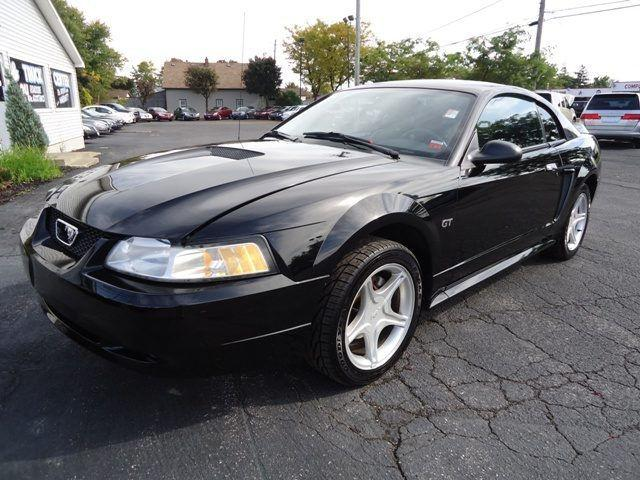 2000 ford mustang gt for sale in cheektowaga new york. Black Bedroom Furniture Sets. Home Design Ideas