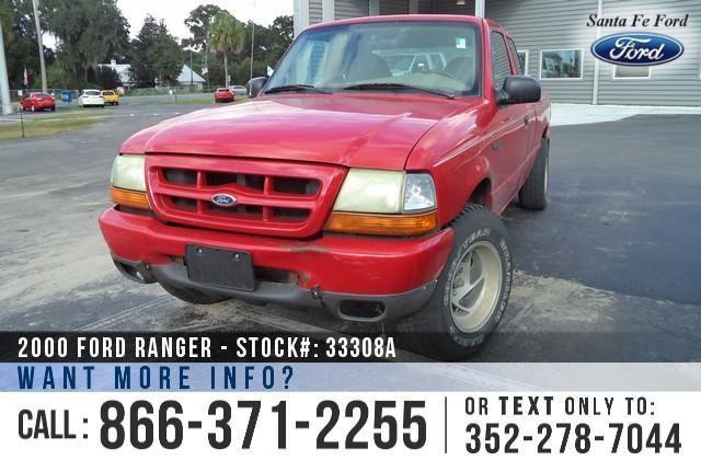 2000 Ford Ranger - 170K Miles - Financing Available!