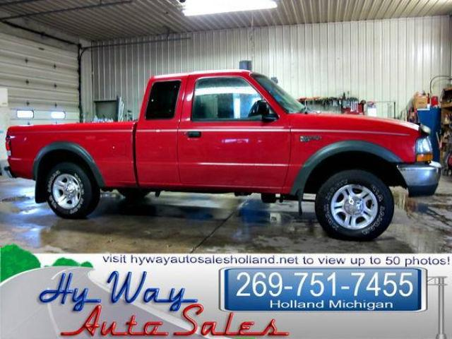 2000 ford ranger for sale in holland michigan classified. Black Bedroom Furniture Sets. Home Design Ideas