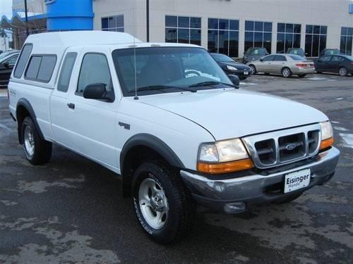 2000 ford ranger extended cab pickup xl for sale in evergreen montana classified. Black Bedroom Furniture Sets. Home Design Ideas