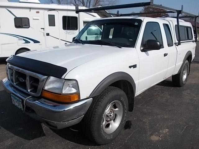 2000 ford ranger supercab 126 wb xlt 4wd for sale in andover minnesota classified. Black Bedroom Furniture Sets. Home Design Ideas