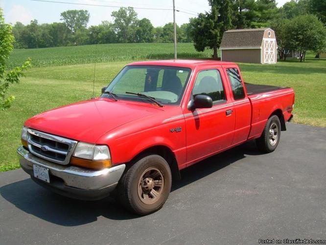 2000 ford ranger supercab truck for sale in dalton. Black Bedroom Furniture Sets. Home Design Ideas