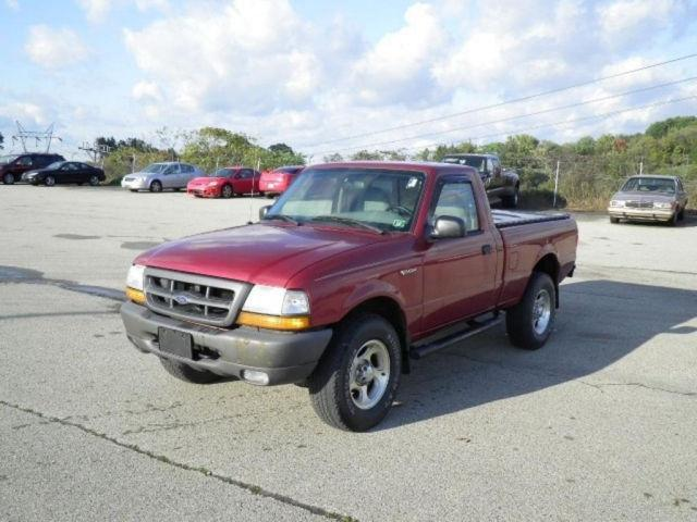 2000 ford ranger xl for sale in adamsburg pennsylvania classified. Cars Review. Best American Auto & Cars Review