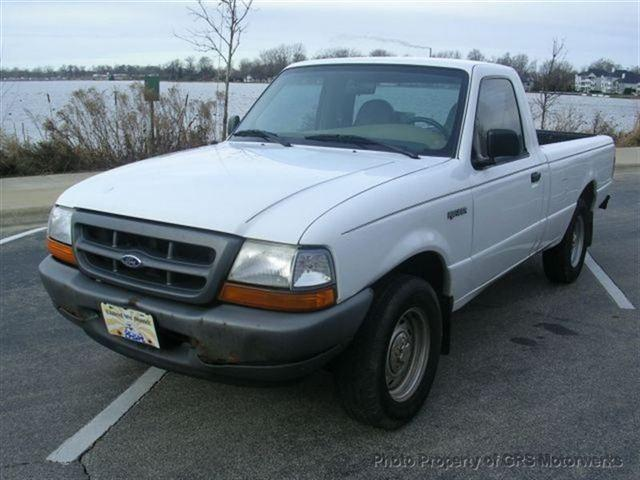 2000 ford ranger xl for sale in warsaw indiana classified. Black Bedroom Furniture Sets. Home Design Ideas