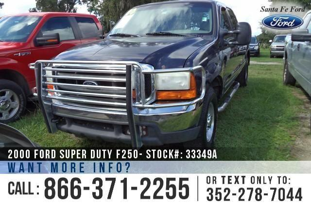 2000 Ford Super Duty F-250 - 187K Miles - Financing
