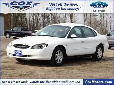2000 ford taurus 4 door sedan for sale in alden wisconsin for Cox motors new richmond wi