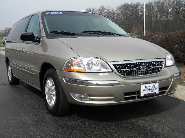 2000 ford windstar se for sale in crystal lake illinois classified