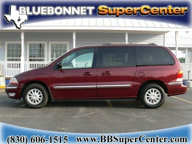 2000 Ford Windstar Se For Sale In New Braunfels Texas