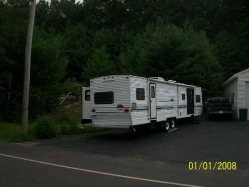 2000 Forest River Sandpiper Travel Trailer In Hooksett Nh