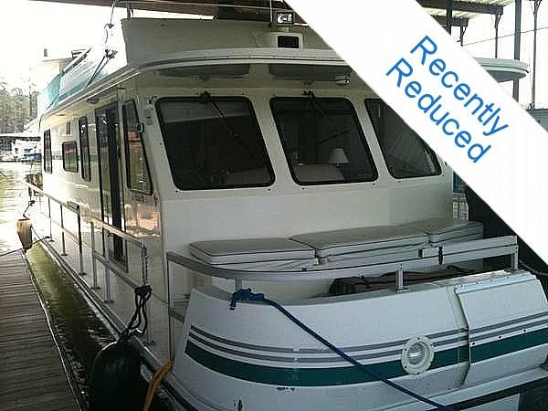 2000 Gibson Executive 470 Houseboat For Sale In Acworth