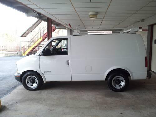 2000 Gmc Safari Cargo Van For Sale In Dobbs Ferry New York