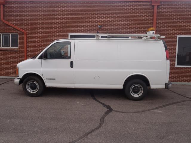 2000 Gmc Savana 2500 >> 2000 Gmc Savana 2500 Cargo For Sale In Denver Colorado Classified