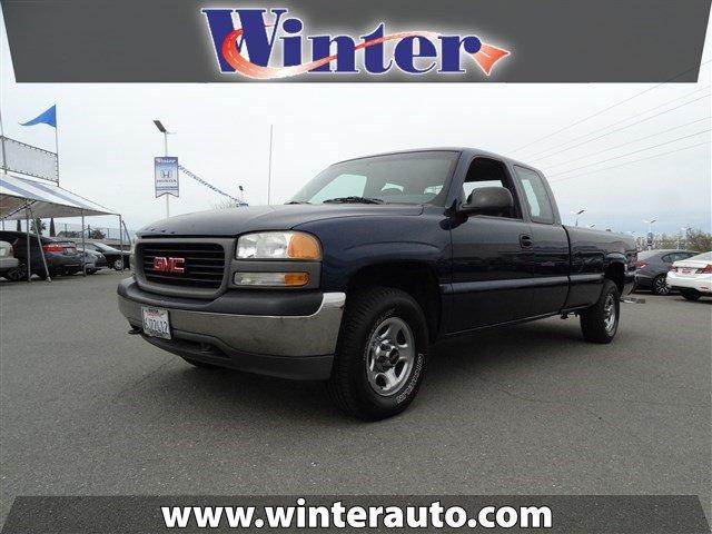 2000 gmc sierra 1500 3dr sl 4wd ext cab stepside sb for sale in bay point california classified. Black Bedroom Furniture Sets. Home Design Ideas