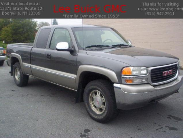 2000 gmc sierra 1500 sl for sale in boonville new york classified. Black Bedroom Furniture Sets. Home Design Ideas