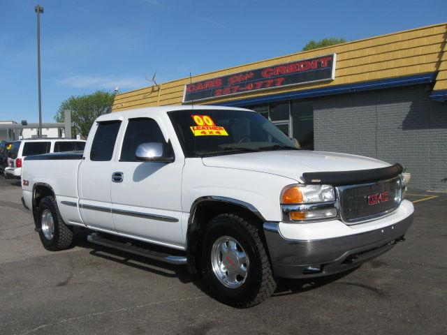 2000 Gmc Sierra 1500 Slt Extended Cab For Sale In