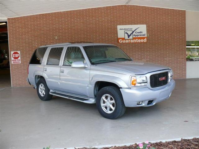 2000 gmc yukon denali for sale in high springs florida classified. Black Bedroom Furniture Sets. Home Design Ideas