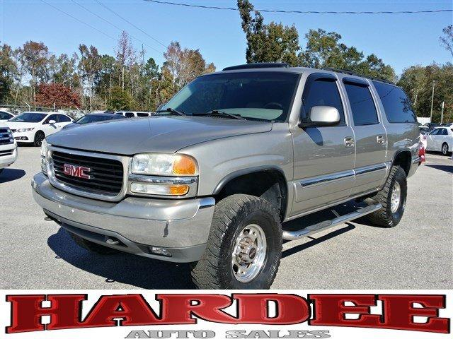 2000 gmc yukon xl 2500 slt conway sc for sale in conway south carolina classified. Black Bedroom Furniture Sets. Home Design Ideas