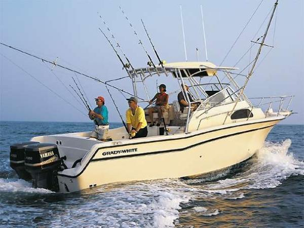 2000 Grady White Marlin 300 For Sale In New Port Richey