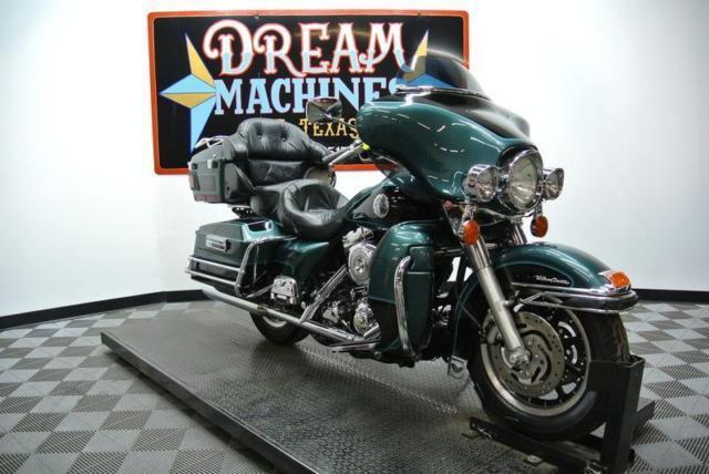 2000 Harley Davidson Flhtcui Electra Glide Ultra Classic