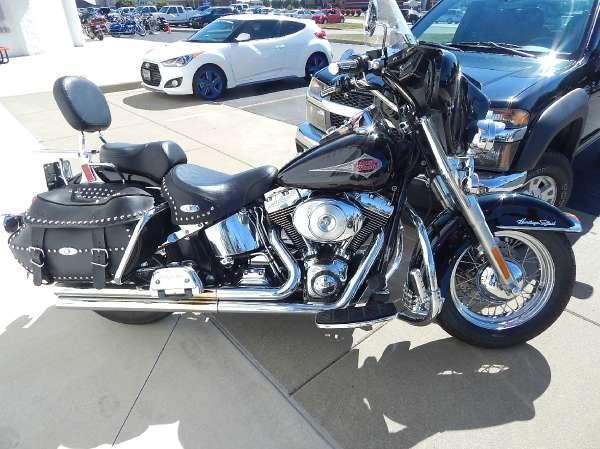 2000 Harley-Davidson FLSTC Heritage Softail Classic