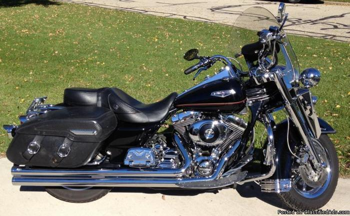 2000 Harley Davidson Road King Classic For Sale In Madison