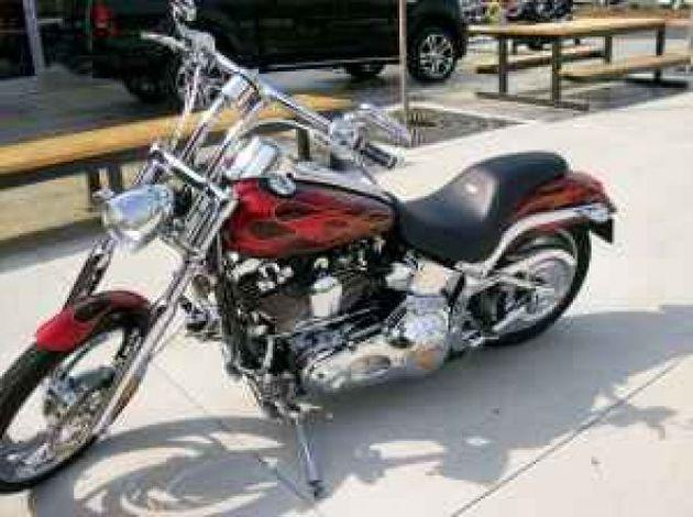2000 Harley-Davidson Softail Deuce for Sale in Abney, South
