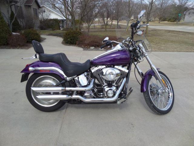 2000 Harley Davidson Softail Deuce For Sale In Freeport