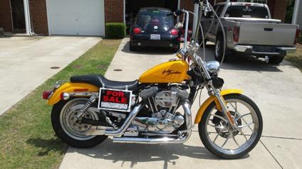 2000 harley davidson sportster 883 for sale in clayton north carolina classified. Black Bedroom Furniture Sets. Home Design Ideas