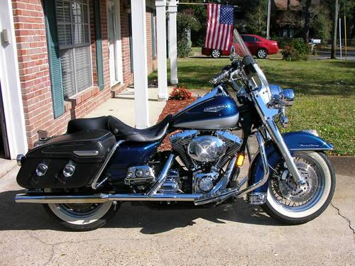 2000 Harley Road King Classic