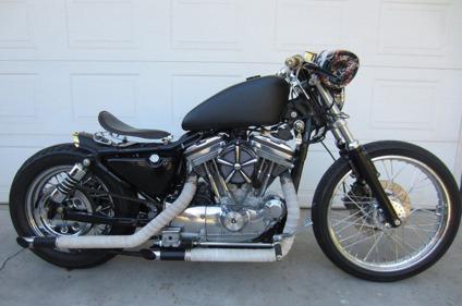2000 Harley Sportster Bobber