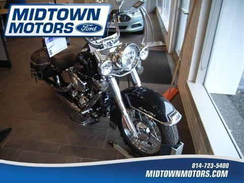 2000 heritage softail classic for sale in north warren for Warren midtown motors ford