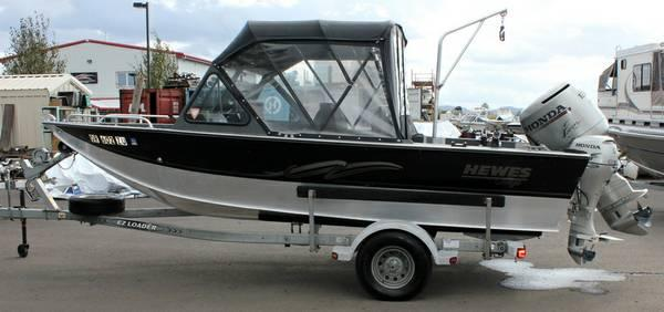 Used Hewescraft Boats >> 2000 Hewescraft Fish Runner 190 ~LOADED~ for Sale in Eugene, Oregon Classified   AmericanListed.com