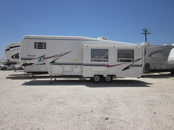 Th Wheel Travel Trailers For Sale In Texas