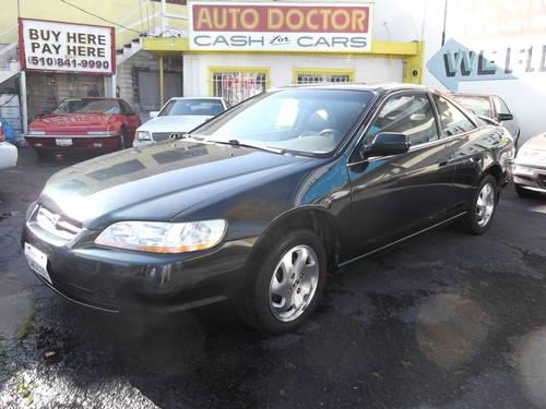 2000 Honda Accord -Ex - Coupe - - - 4 cylinder - - - -