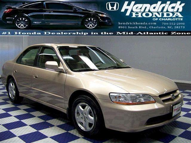 2000 Honda Accord EX V6 for sale in Charlotte, North Carolina