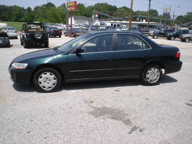 2000 honda accord lx for sale in humboldt tennessee classified. Black Bedroom Furniture Sets. Home Design Ideas