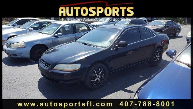 2000 Honda Accord LX LX 2dr Coupe