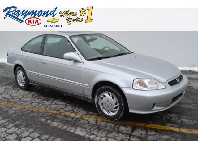 2000 honda civic 2d coupe ex for sale in antioch illinois classified. Black Bedroom Furniture Sets. Home Design Ideas