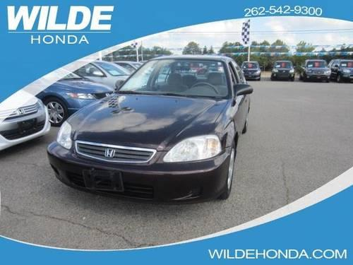 2000 Honda Civic 4dr Car Lx For Sale In Waukesha
