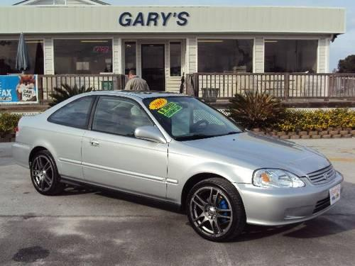 2000 honda civic coupe ex for sale in north topsail beach north carolina classified. Black Bedroom Furniture Sets. Home Design Ideas