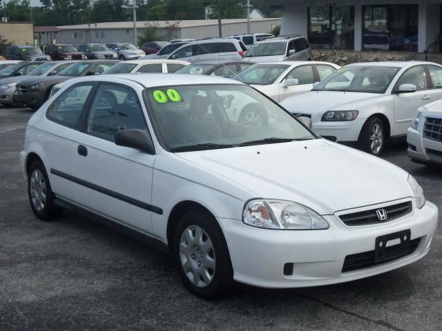 2000 Honda Civic Dx For Sale In Anniston Alabama