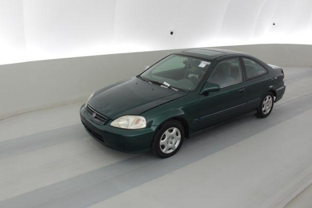 2000 Honda Civic EX Coupe   Only 178k Miles   Runs U0026