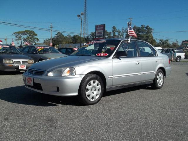 2000 honda civic vp 2000 honda civic vp car for sale in wilmington nc 4366485408 used cars. Black Bedroom Furniture Sets. Home Design Ideas